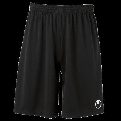 CENTER BASIC II Pantalón sin slip Negra UHLSPORT