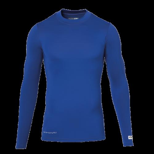 uhlsport Baselayer shirt LS azul UHLSPORT