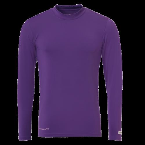 uhlsport Baselayer shirt LS purple UHLSPORT