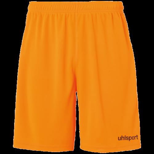 CENTER BASIC SHORTS WITHOUT SLIP orange UHLSPORT