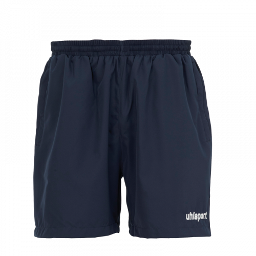ESSENTIAL Shorts tejido azul marino UHLSPORT