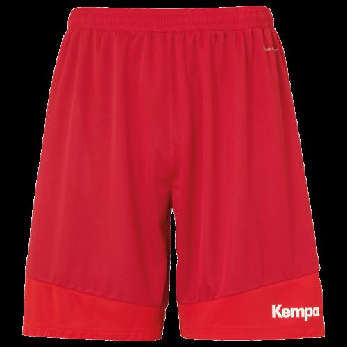 EMOTION 2.0 SHORTS red KEMPA