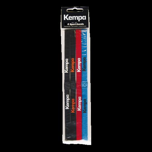 cintas de pelo (4pcs) azul KEMPA