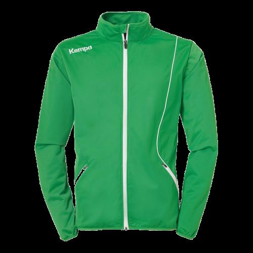 CURVE CLASSIC CAZADORA verde/blanco KEMPA