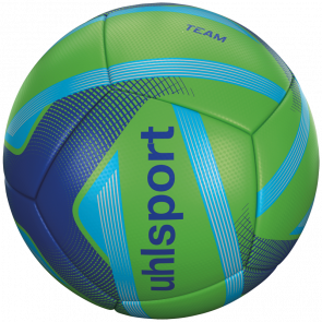 TEAM-MINI (4x1 colour) verde fluor/azul royal/cy UHLSPORT