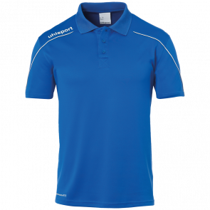 STREAM 22 POLO SHIRT blue UHLSPORT