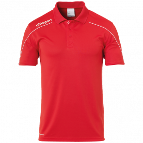 STREAM 22 POLO SHIRT red UHLSPORT