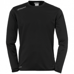 ESSENTIAL TRAINING TOP black UHLSPORT