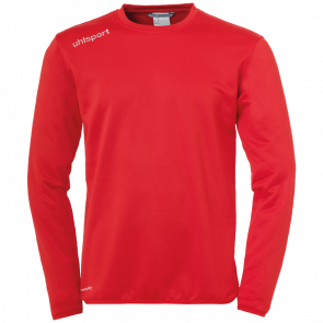 ESSENTIAL TRAINING TOP red UHLSPORT