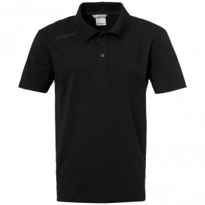ESSENTIAL POLO SHIRT black UHLSPORT