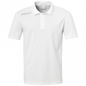 ESSENTIAL POLO SHIRT white UHLSPORT