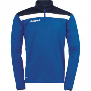OFFENSE 23 1/4 ZIP TOP azur/azul marino/blanco UHLSPORT