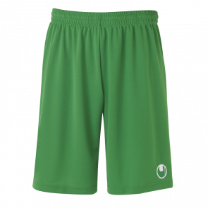 CENTER BASIC II Shorts without slip verde UHLSPORT