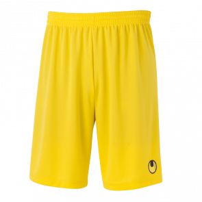 CENTER BASIC II Shorts without slip amarillo maiz UHLSPORT