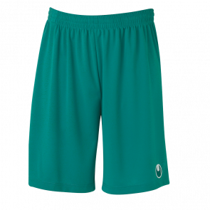 CENTER BASIC II Shorts without slip lagoon UHLSPORT
