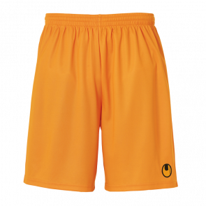 CENTER BASIC II SHORTS WITHOUT SLIP naranja fluor UHLSPORT