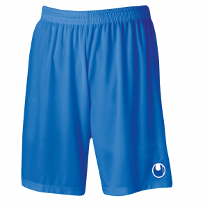 CENTER II Shorts with slip inside azur UHLSPORT