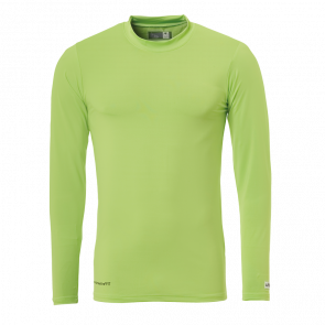 uhlsport Baselayer shirt LS verde flash UHLSPORT