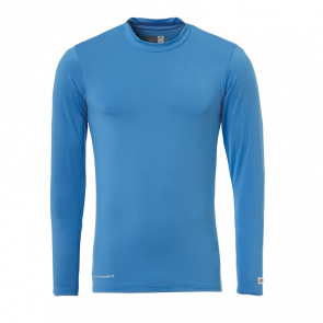 uhlsport Baselayer shirt LS cyan UHLSPORT