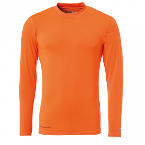 uhlsport Baselayer shirt LS naranja pálido UHLSPORT