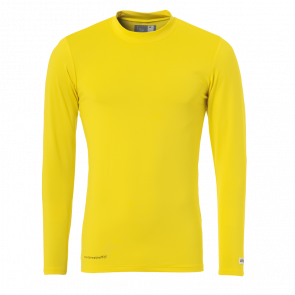 uhlsport Baselayer shirt LS amarillo UHLSPORT