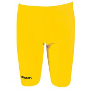 TIGHT Shorts amarillo maiz UHLSPORT
