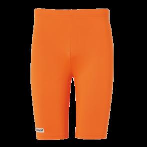 DISTINCTION COLORS TIGHTS naranja fluor UHLSPORT
