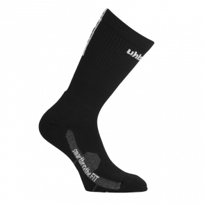 TUBE IT SOCKS negro/blanco UHLSPORT