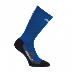 TUBE IT SOCKS azur/blanco UHLSPORT