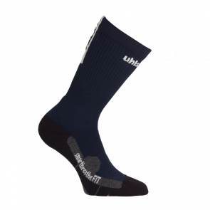 TUBE IT SOCKS azul marino/blanco UHLSPORT