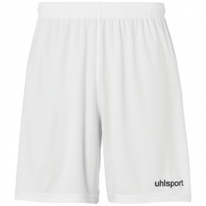 CENTER BASIC SHORTS WITHOUT SLIP white UHLSPORT