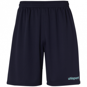 CENTER BASIC SHORTS WITHOUT SLIP azul marino/celeste UHLSPORT
