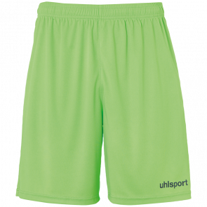 CENTER BASIC SHORTS WITHOUT SLIP green UHLSPORT