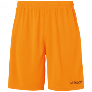 CENTER BASIC SHORTS WITHOUT SLIP orange UHLSPORT