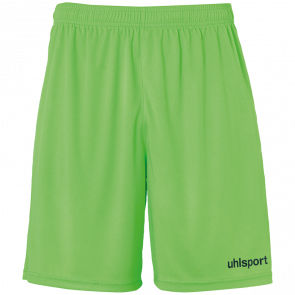 CENTER BASIC SHORTS OHNE INNENSLIP green UHLSPORT