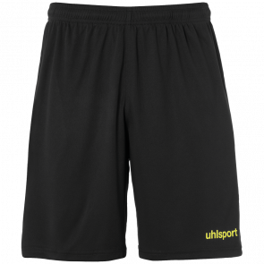 CENTER BASIC SHORTS OHNE INNENSLIP black UHLSPORT