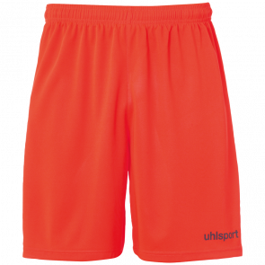 CENTER BASIC SHORTS OHNE INNENSLIP red UHLSPORT