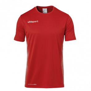 SCORE KIT SS rojo/blanco UHLSPORT