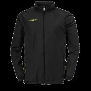 SCORE RAINJACKET (CHUBASQUERO) negro/verde fluor UHLSPORT