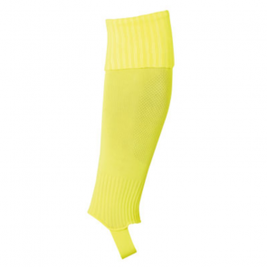 SOCKS BAMBINI amarillo fluor UHLSPORT