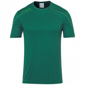 STREAM 22 SHIRT SHORTSLEEVED green UHLSPORT