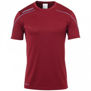 STREAM 22 SHIRT SHORTSLEEVED red UHLSPORT