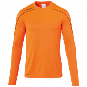STREAM 22 TRIKOT LANGARM orange UHLSPORT
