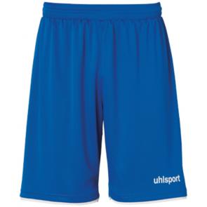 CLUB SHORTS azur/blanco UHLSPORT
