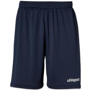 CLUB SHORTS azul marino/blanco UHLSPORT