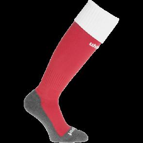 CLUB SOCKS rojo/blanco UHLSPORT