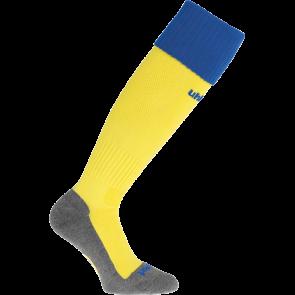 CLUB SOCKS lima amarillo/azur UHLSPORT