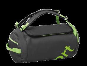 CAPE BAG anthra/fluo grün UHLSPORT