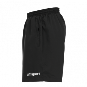 ESSENTIAL Shorts tejido negro UHLSPORT