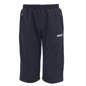 ESSENTIAL Shorts largo azul marino UHLSPORT
